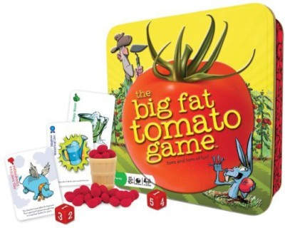 Gamewright The Big Fat Tomato Board Game