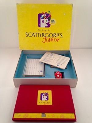 Scattegories Junior scattergories junior Board Game