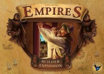 Eagle Games Empires Builder Expansion Board Game
