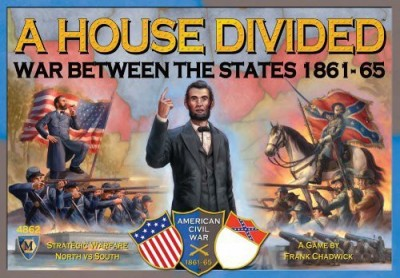 Mayfair Games A House Divided 4Th Edition Board Game
