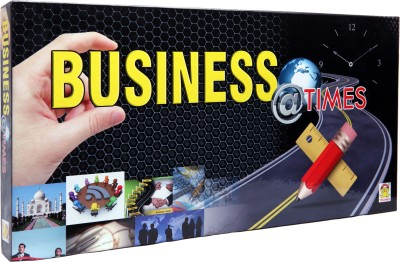 Techno Business Times Board Game