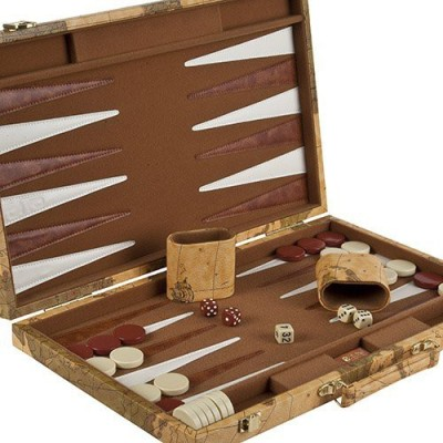 Bello Games New York, Inc. United Nations Of New York Backgammon Set 18