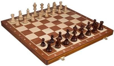 Wegiel Chess Set Tournament Staunton Complete No 6 Hand Board Game