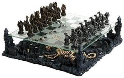 CHH Dragon Chess Set Board Game