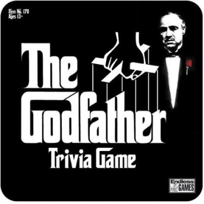 Endless Games The Godfather Trivia Board Game