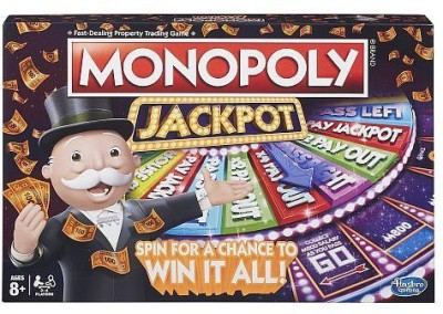 Funskool Monopoly Jackpot Board Game