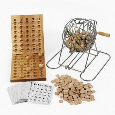 Oriental Trading Company Deluxe Bingo Set & Activities & Board Game
