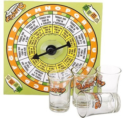 Flintstop Slurred Drinking Game17 Board Game