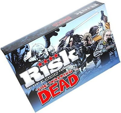 USAopoly Risk The Walking Dead Survival Edition Board Game