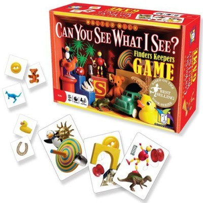 Gamewright Can You See What I See? Board Game