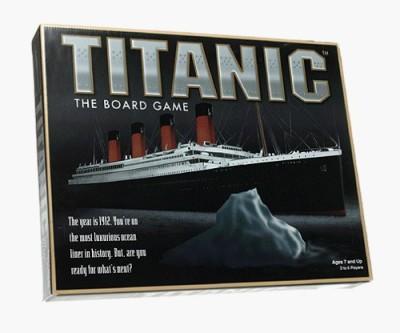 John N. Hansen titanicthe Board Game