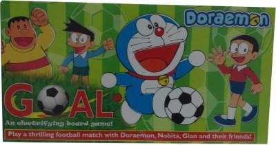 BPI Doraemom Small Goal-3773 Board Game