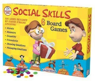 Didax Educational Resources Didax Dd500063 Social Skills Board Game