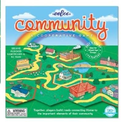 eeBoo Community Board Game