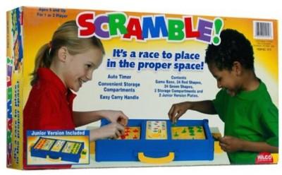 Pavilion Scramble Board Game