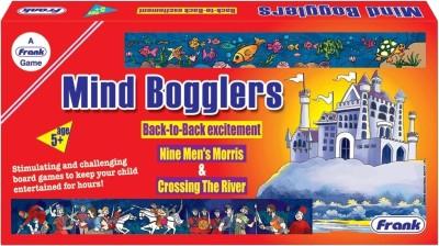 Frank Mind Bogglers Board Game