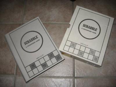 Hasbro Scrabble Classic Collector,S Edition Board Game