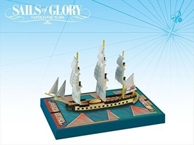 Ares Games Sails Of Glory Ship Pack Hms Concorde 1783 Board Game