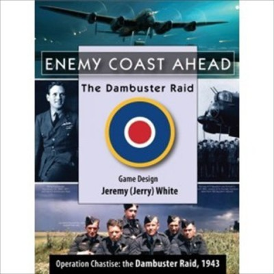 GMT Games Enemy Coast Ahead The Dambuster Raid 1943 Board Game