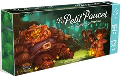 Asmodee Let Petit Poucet Board Game