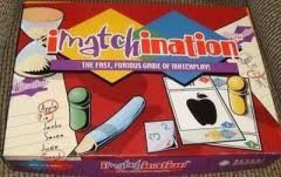 Reveal Entertainment, Inc. reveal entertainment imatchination Board Game