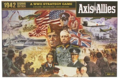 Wizards of the Coast Axis & Allies 1942 Second Edition Board Game