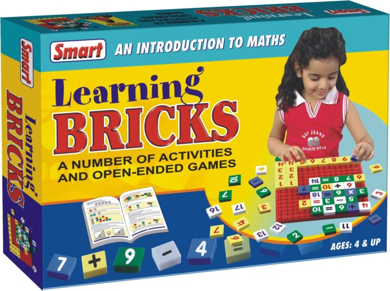 Smart Learning Bricks Board Game