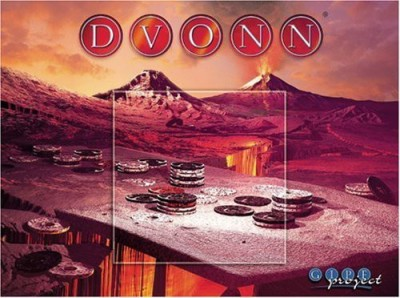 Rio Grande Games Dvonn Board Game