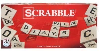 Hasbro Scrabble Crossword Board Game