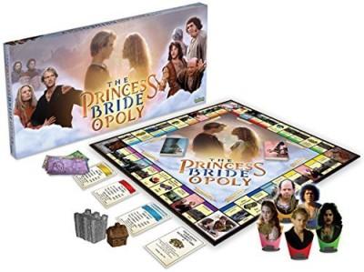 Toy Vault Princess Bride Opoly Board Game