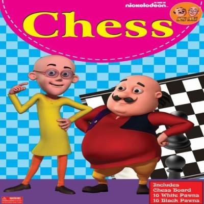BPI CHESS - MOTU PATLU Board Game