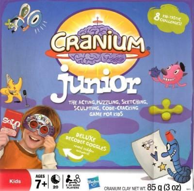 Cranium Junior (Exclusive) Board Game