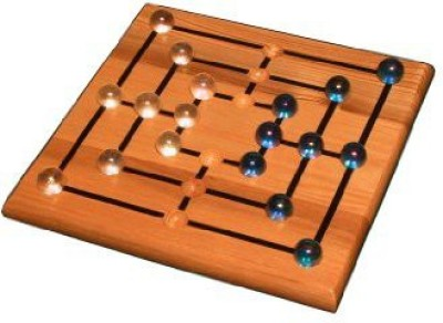 Square Root Mill Strategy Board Game
