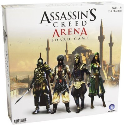 Cryptozoic Entertainment Assassin,S Creed Board Game