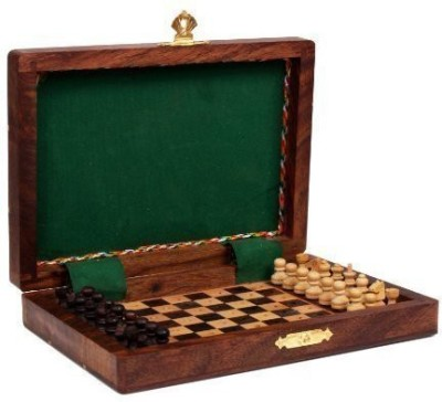 Store Indya Black Friday Christmas Gifts Classic Handcrafted Wooden Board Game