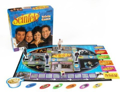Pressman Toy Seinfeld Trivia Board Game