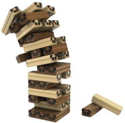 Terra Green Wildlifetm Wwf Panda Tumblin, Tower (A Green Board Game