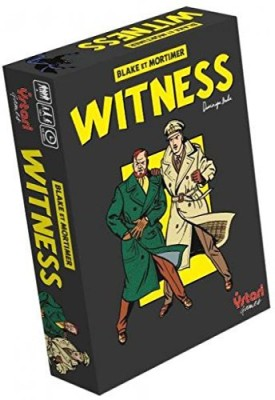 Asmodee Witness Board Game