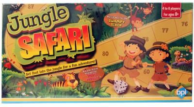 BPI Jungel Safari Board Game