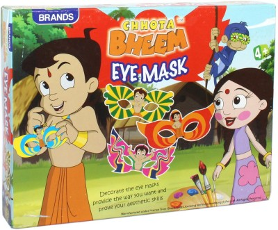 Brands Chhota Bheem Eye Mask Board Game