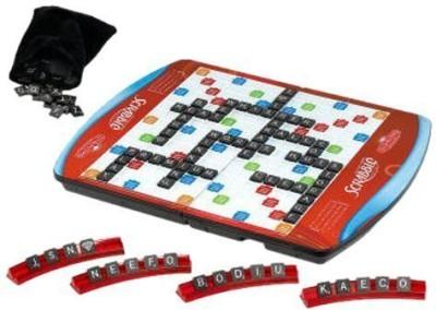 Parker Brothers Scrabble Diamond Anniversary Edition Board Game