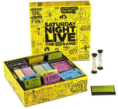 Discovery Bay Games Saturday Night Live The Board Game