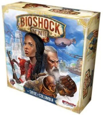 Plaid Hat Bioshock Infinite The Siege Of Columbia Board Game