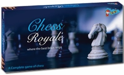 Sunny Chess Royale 12 Board Game