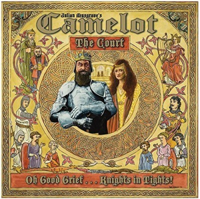 Wotan Games Camelot The Court Board Game