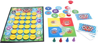 Endless Games Flippin Out Board Game