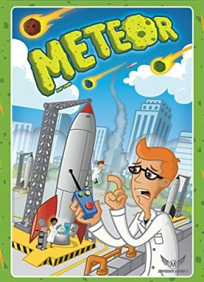 Mayday Games Meteor Board Game