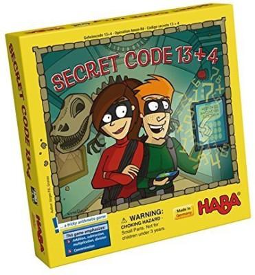 HABA Secret Code Mystery Board Game