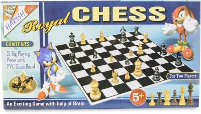 Harish Toys Royal Chess (BIG) Board Game