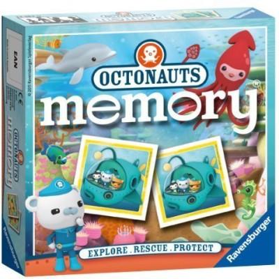 Ravensburger Octonauts Memory Explore Rescue Protect Board Game